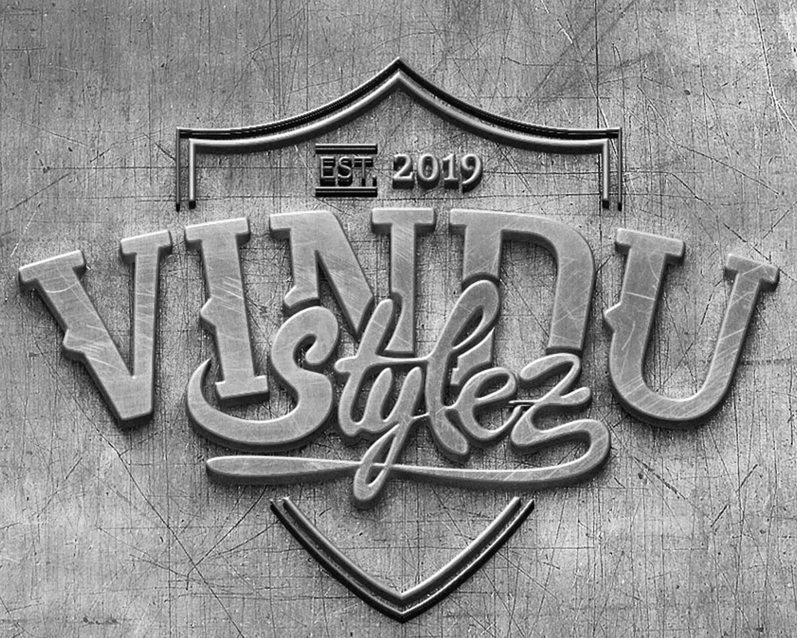 Branding VINDU-Stylez